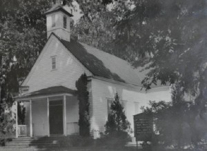 Old White Bluff Meeting House